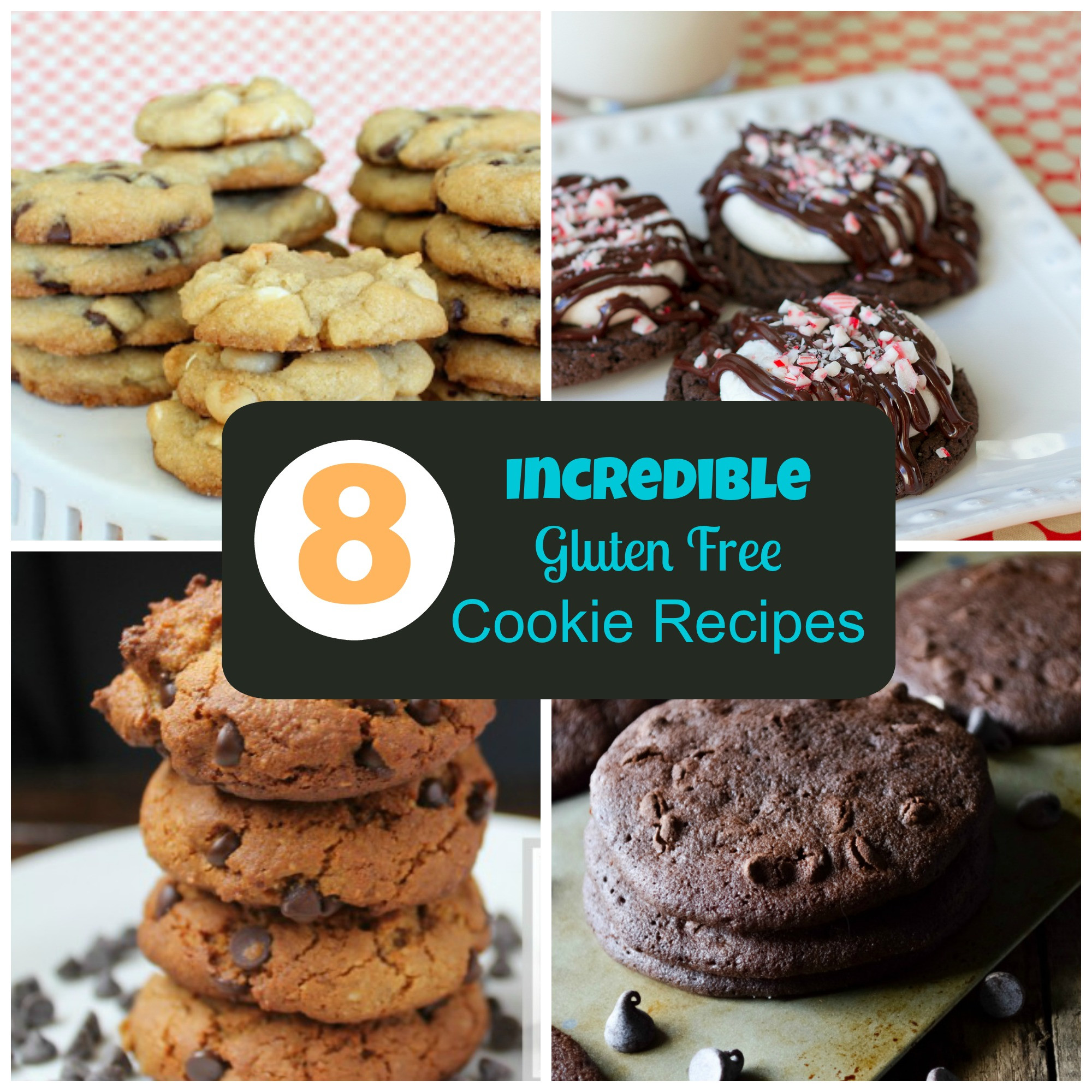 Dairy Free Cookie Recipes  Gluten Free Cookie Recipes