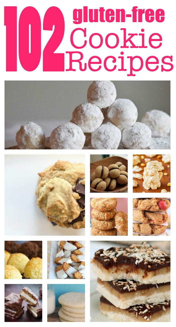 Dairy Free Cookie Recipes  Gluten free casein free cookie recipes Food cookie recipes