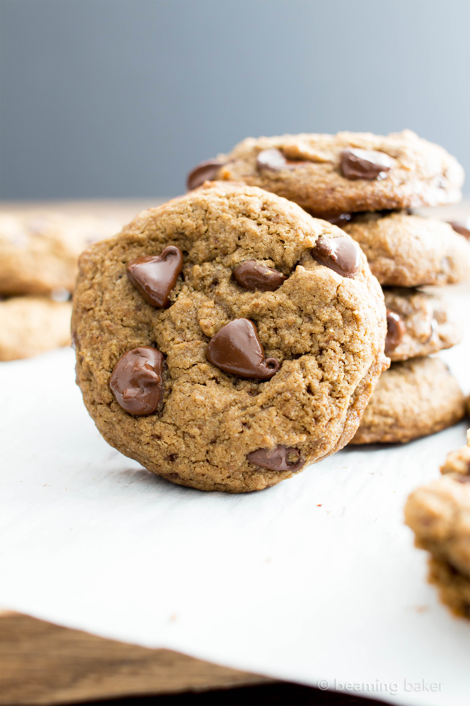 Dairy Free Cookie Recipes  Vegan Chocolate Chip Cookies Recipe Gluten Free Dairy