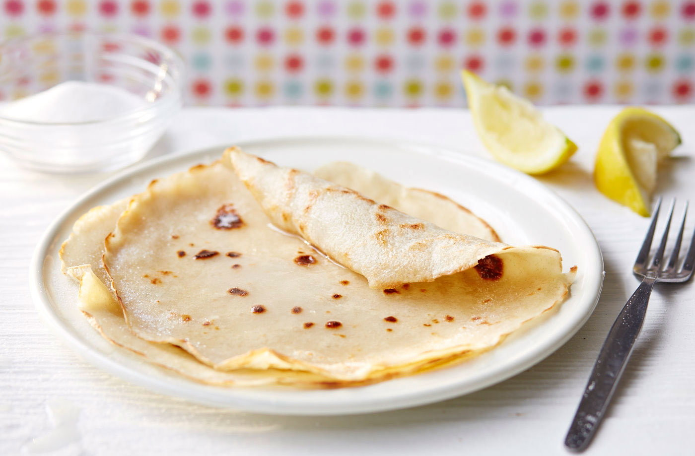Dairy Free Crepes  Dairy and egg free crêpes