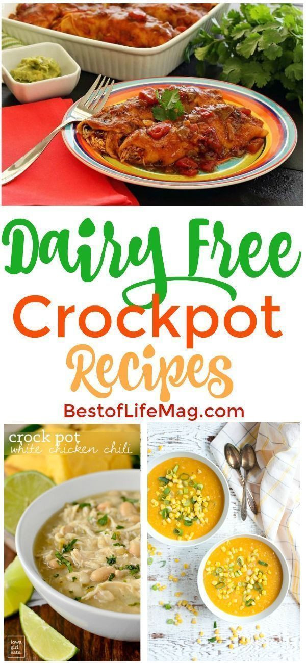 Dairy Free Crockpot Recipes  10 Minute DIY Closet Doors to Curtain Project The Best