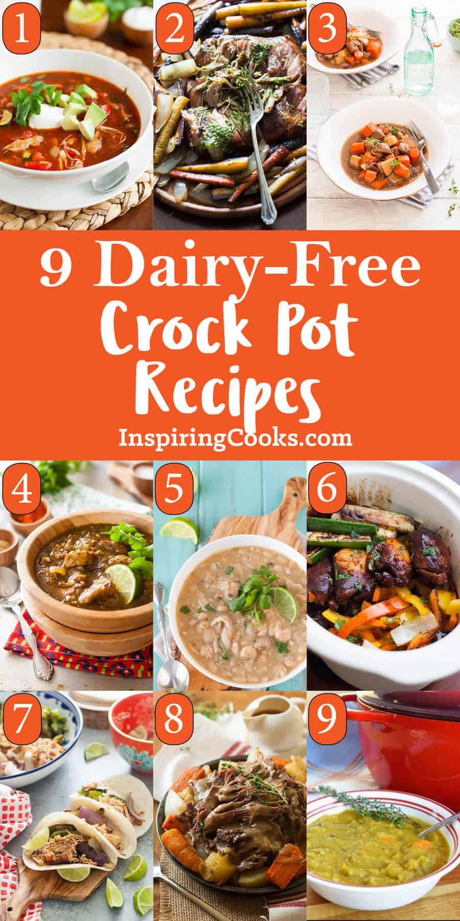 Dairy Free Crockpot Recipes  9 Dairy Free Crock Pot Recipes No Milk or Cream Here