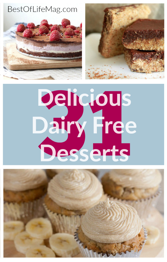 Dairy Free Desserts  31 Delicious Dairy Free Desserts The Best of Life Magazine