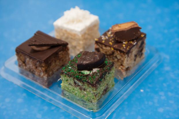 Dairy Free Desserts Nyc  NYC's Best Gluten Free Bakeries Desserts CBS New York