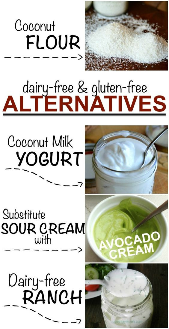 Dairy Free Diet Recipes  Dairy free Dairy and Alternative on Pinterest