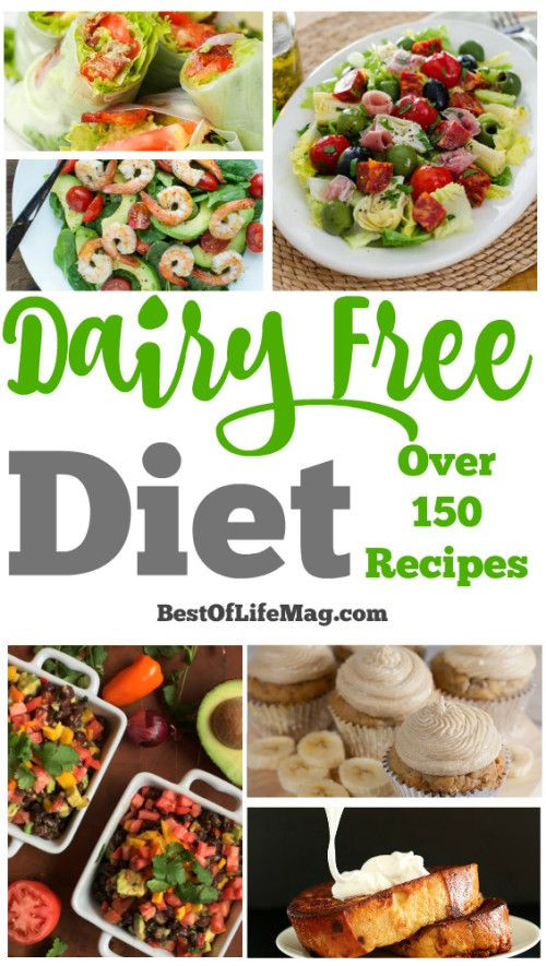 Dairy Free Diet Recipes  1000 ideas about Dairy Free on Pinterest