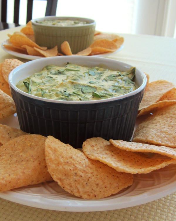 Dairy Free Dip Recipes  Artichoke Curry Vegan Spinach Dip Recipe Go Dairy Free