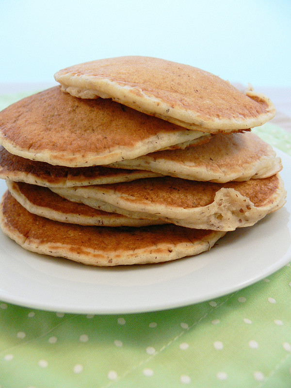 Dairy Free Egg Free Pancakes  Foodista Recipes Cooking Tips and Food News