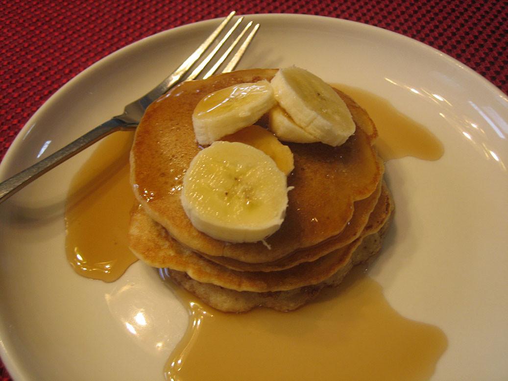 Dairy Free Egg Free Pancakes  Pancakes [Dairy Free Egg Free]