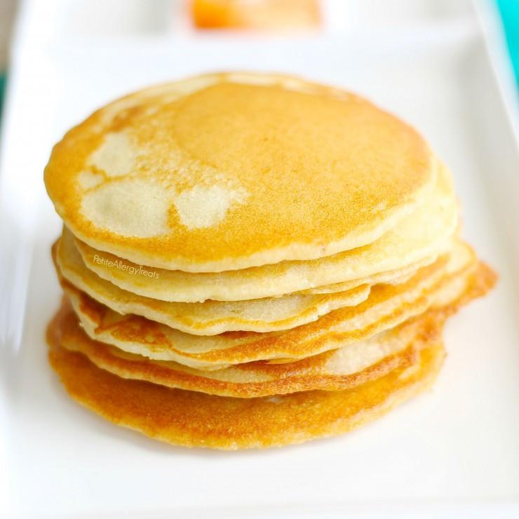 Dairy Free Egg Free Pancakes  Life Saving Pancakes Gluten Free Egg Free Vegan Petite