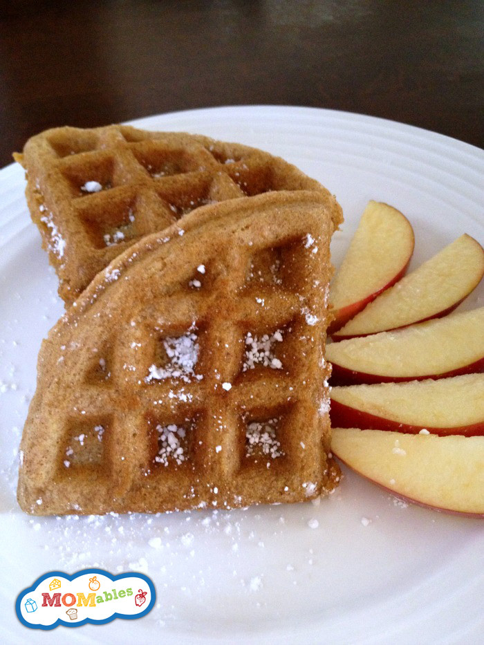 Dairy Free Egg Free Recipes  Allergy Friendly Cinnamon Waffle Recipe