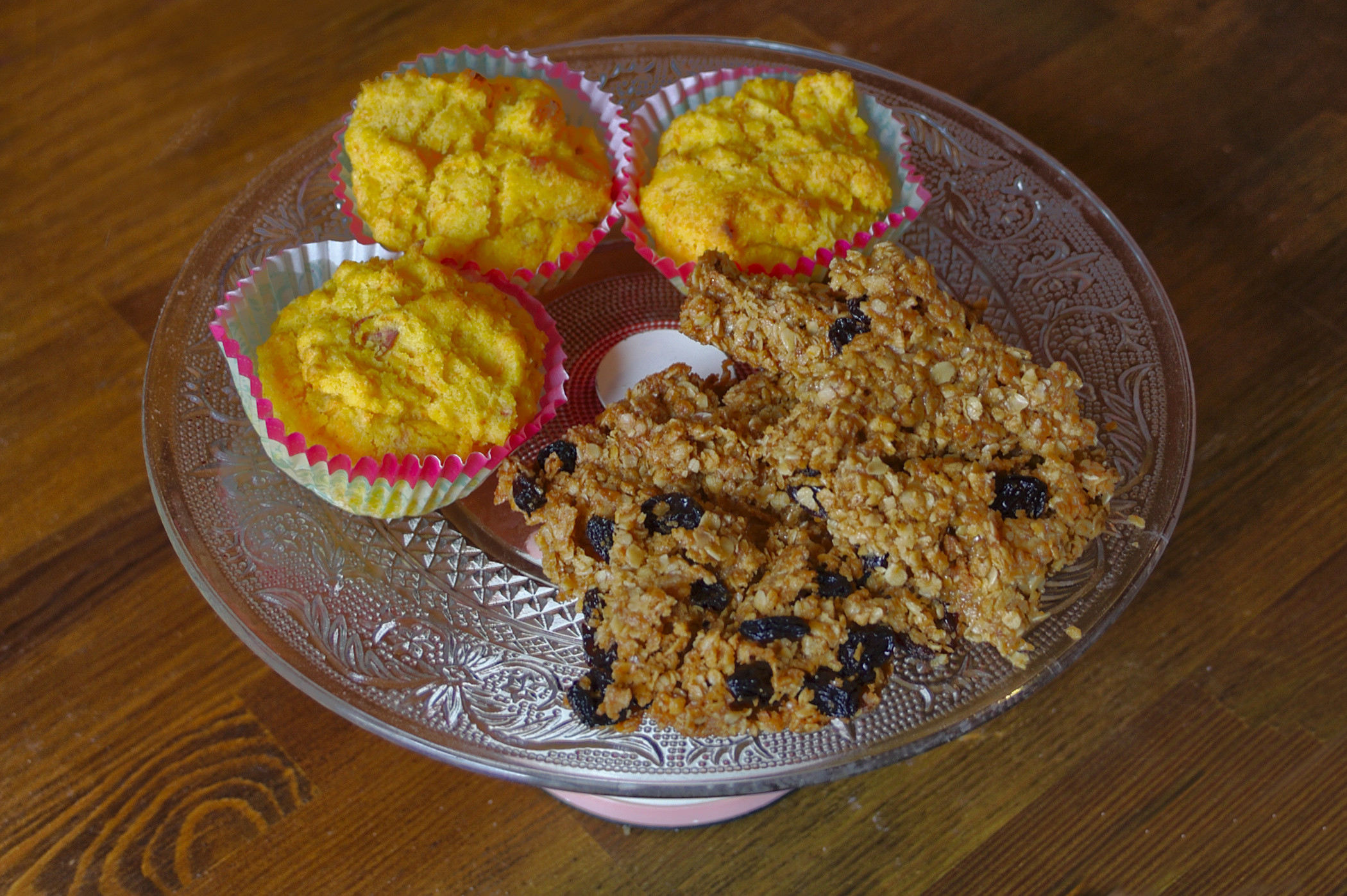 Dairy Free Egg Free Recipes  Gluten Dairy and Egg Free Carrot Cake Muffin Recipe