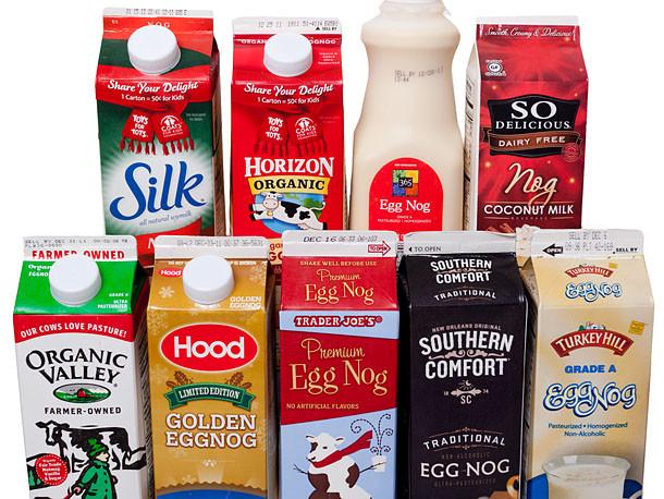 Dairy Free Eggnog Brands Eggnog Taste Test