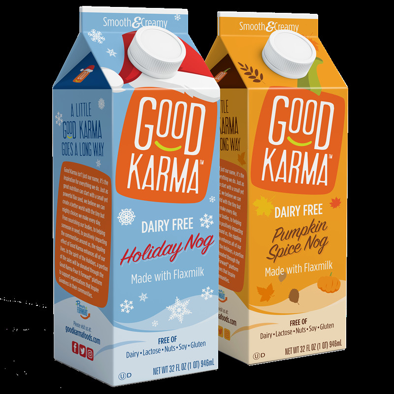 Dairy Free Eggnog Brands Dairy Free Holiday Beverages All the Vegan Nogs & Much More