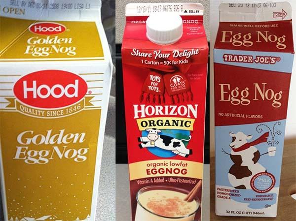 Dairy Free Eggnog Brands What s in Egg Nog