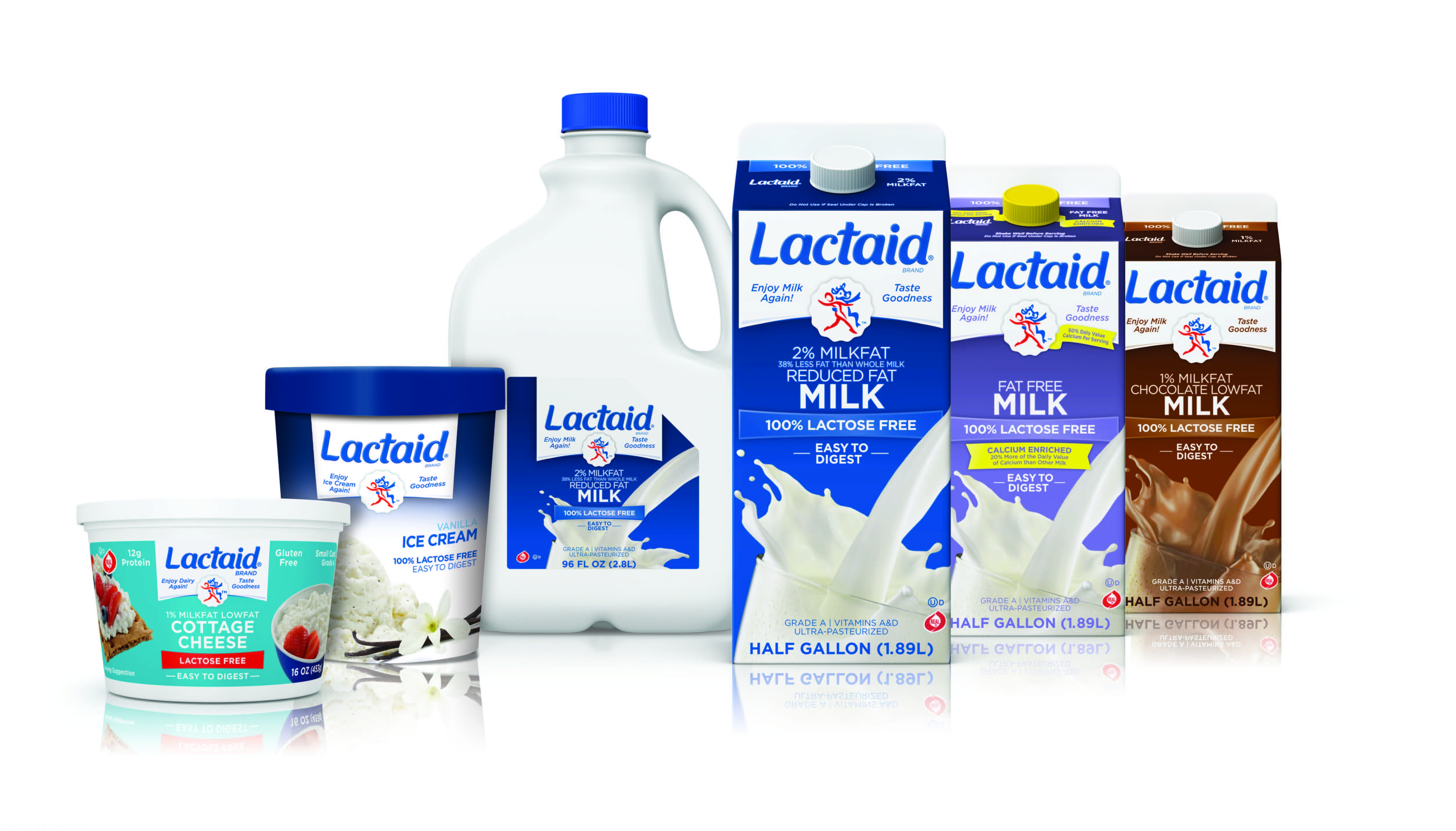 Dairy Free Eggnog Brands What to do When You re Lactose Intolerant Lactaid