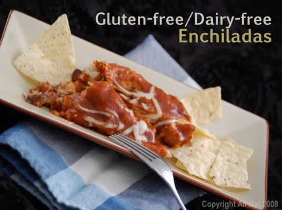 Dairy Free Enchiladas  Safely Gathered In Gluten Free Food Storage Enchiladas