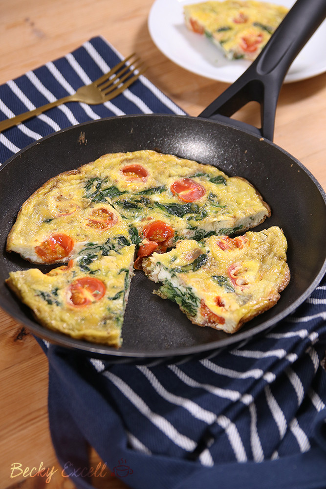 Dairy Free Frittata Recipes  My Meal Prep Breakfast Frittata Recipe low FODMAP & dairy