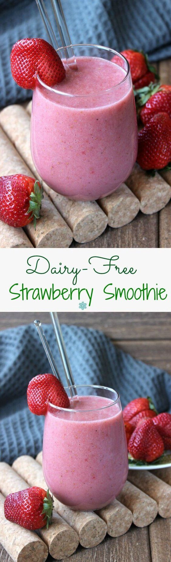 Dairy Free Fruit Smoothies  Plant based Smoothie and The plant on Pinterest