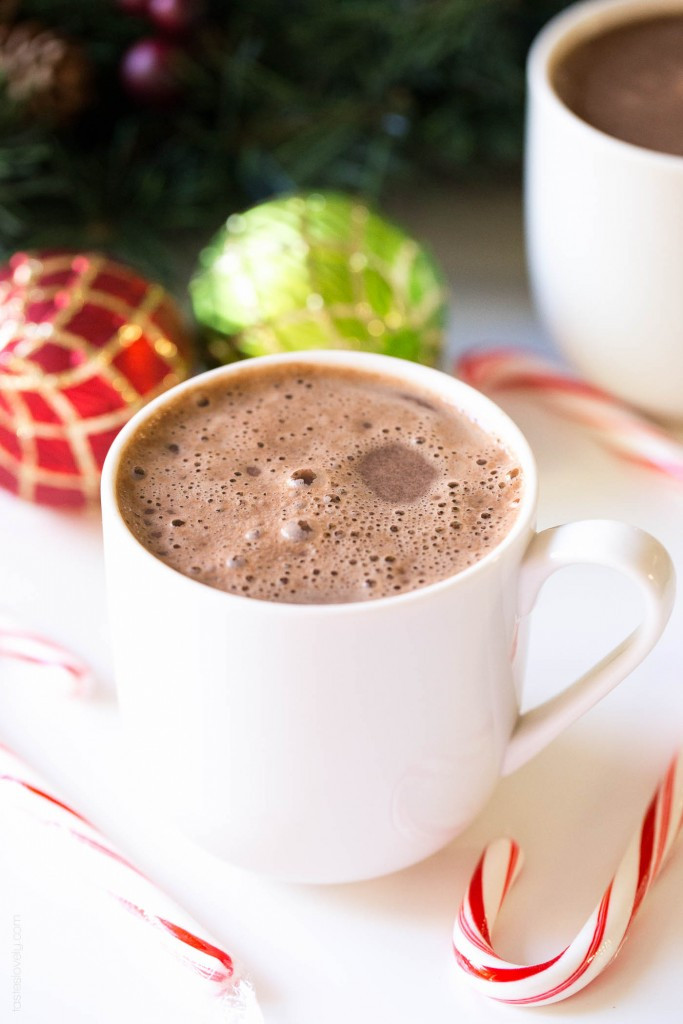 Dairy Free Hot Chocolate  Dairy Free Hot Chocolate Tastes Lovely