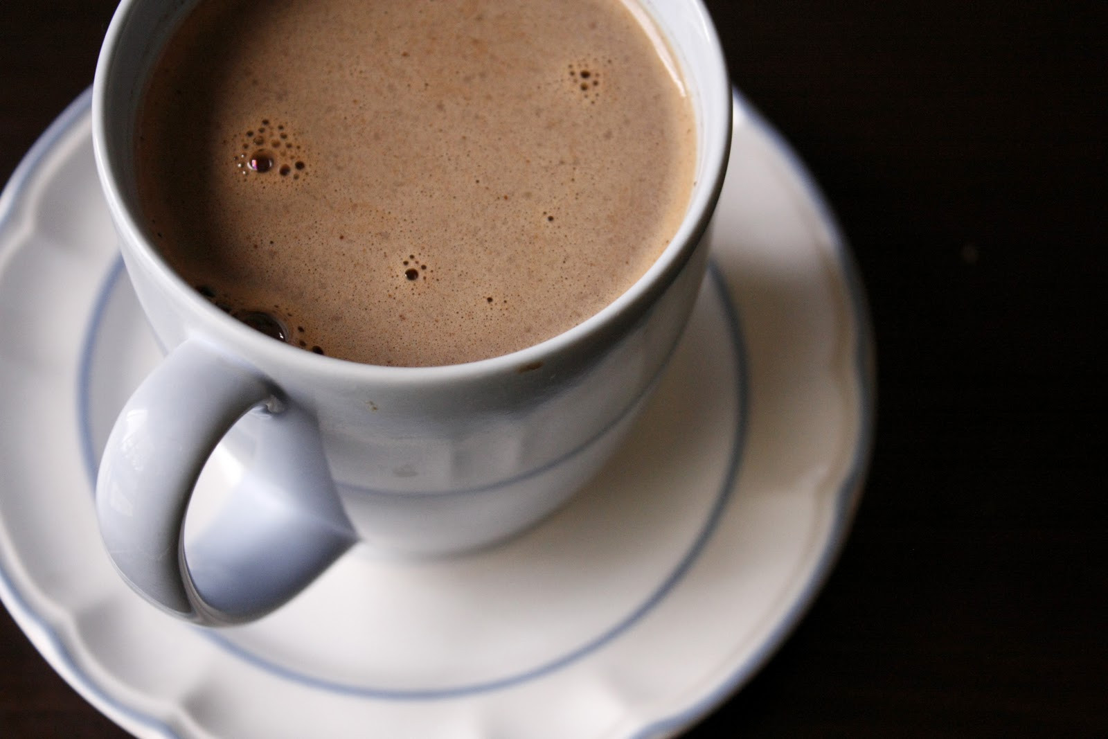 Dairy Free Hot Chocolate  [Recipe] Dairy free hot cocoa