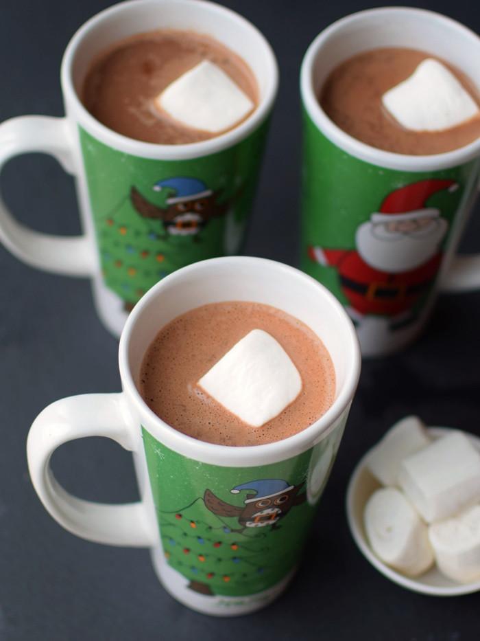Dairy Free Hot Chocolate  Dairy Free Hot Chocolate & Cocoa Guide Brands Recipes