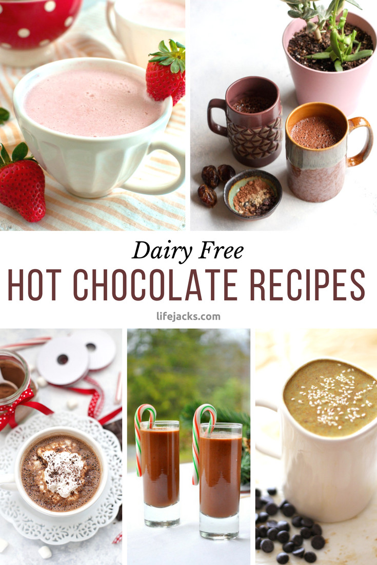 Dairy Free Hot Chocolate  5 Dairy Free Hot Chocolate Recipes To Keep You Warm This