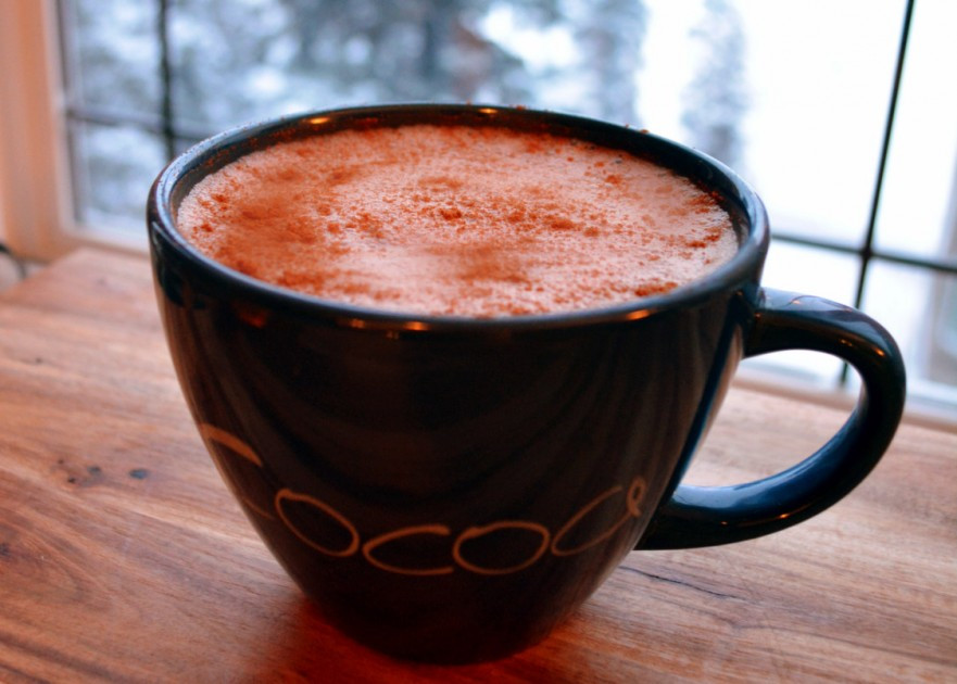 Dairy Free Hot Chocolate  Chocolate Lovers Dairy Free Hot Cocoa Healthy Life Redesign
