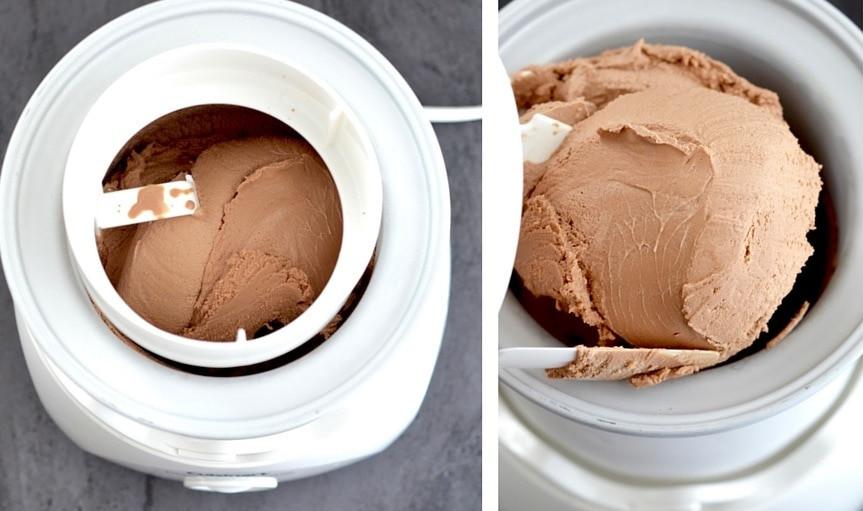 Dairy Free Ice Cream Maker Recipes  Dairy Free Chocolate Peanut Butter Ice Cream JoyFoodSunshine