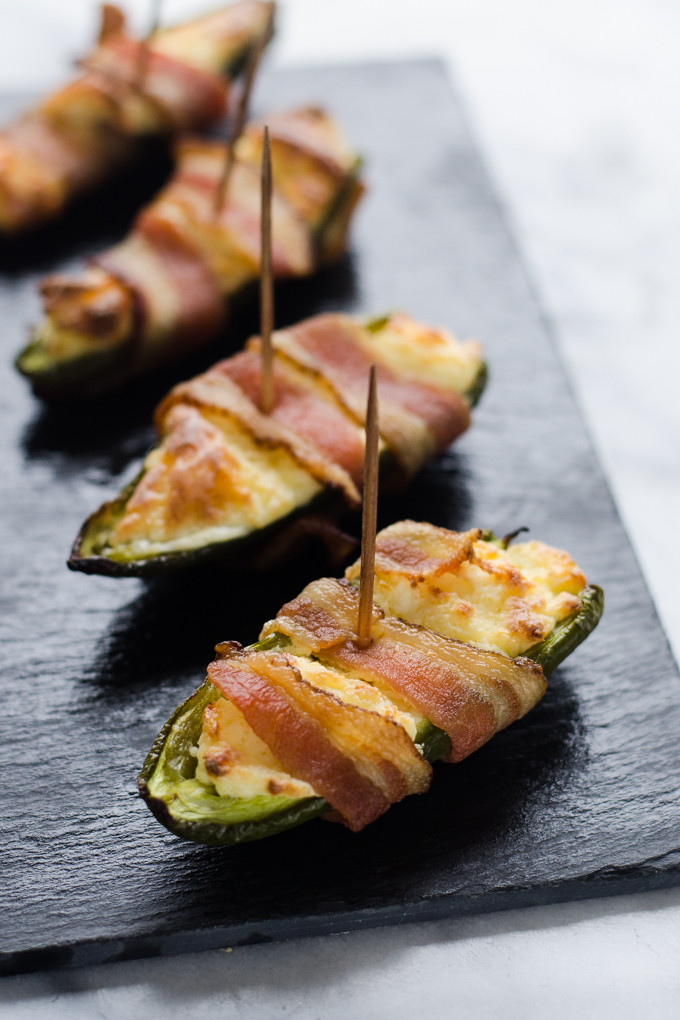 Dairy Free Jalapeno Poppers  Gluten Free Bacon Jalapeno Poppers Buttered Side Up
