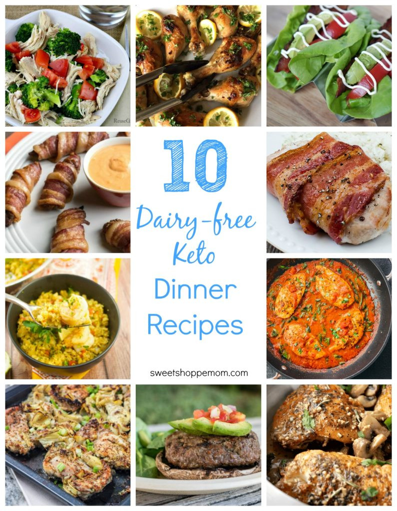 Dairy Free Keto Dinner Recipes 10 Dairy Free Keto Dinner Recipes Sweet Shoppe Mom