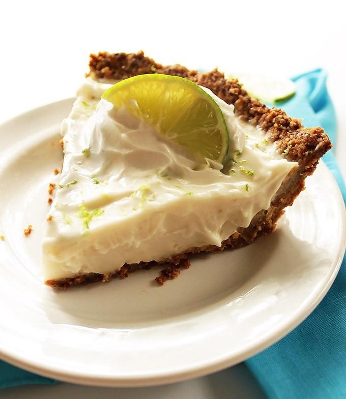 Dairy Free Key Lime Pie  Gluten Free Key Lime Pie V Robust Recipes