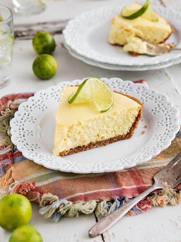Dairy Free Key Lime Pie  Gluten Free Key Lime Pie