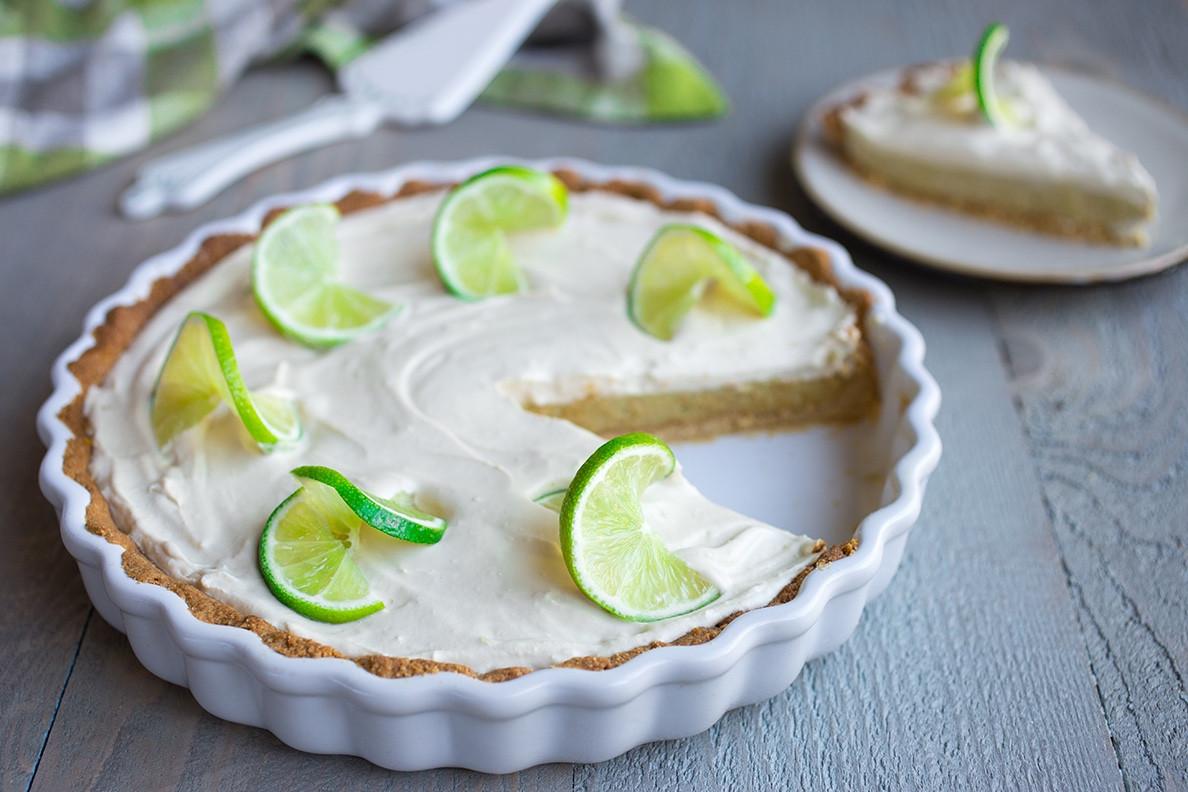 Dairy Free Key Lime Pie Recipe  Paleo Dairy Free Key Lime Pie
