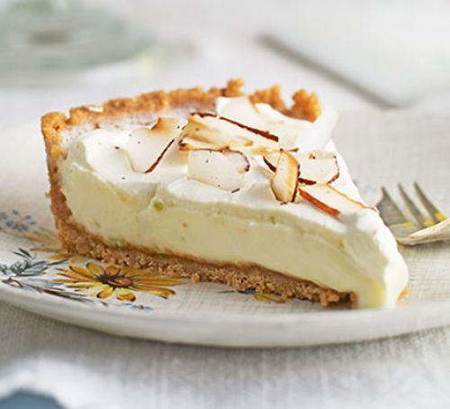 Dairy Free Key Lime Pie With Coconut Milk  Coconut lime pie recipe