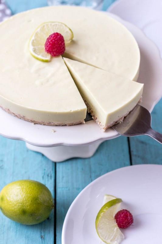 Dairy Free Key Lime Pie With Coconut Milk  Key Lime Pie Without Condensed Milk Paleo Dairy Free