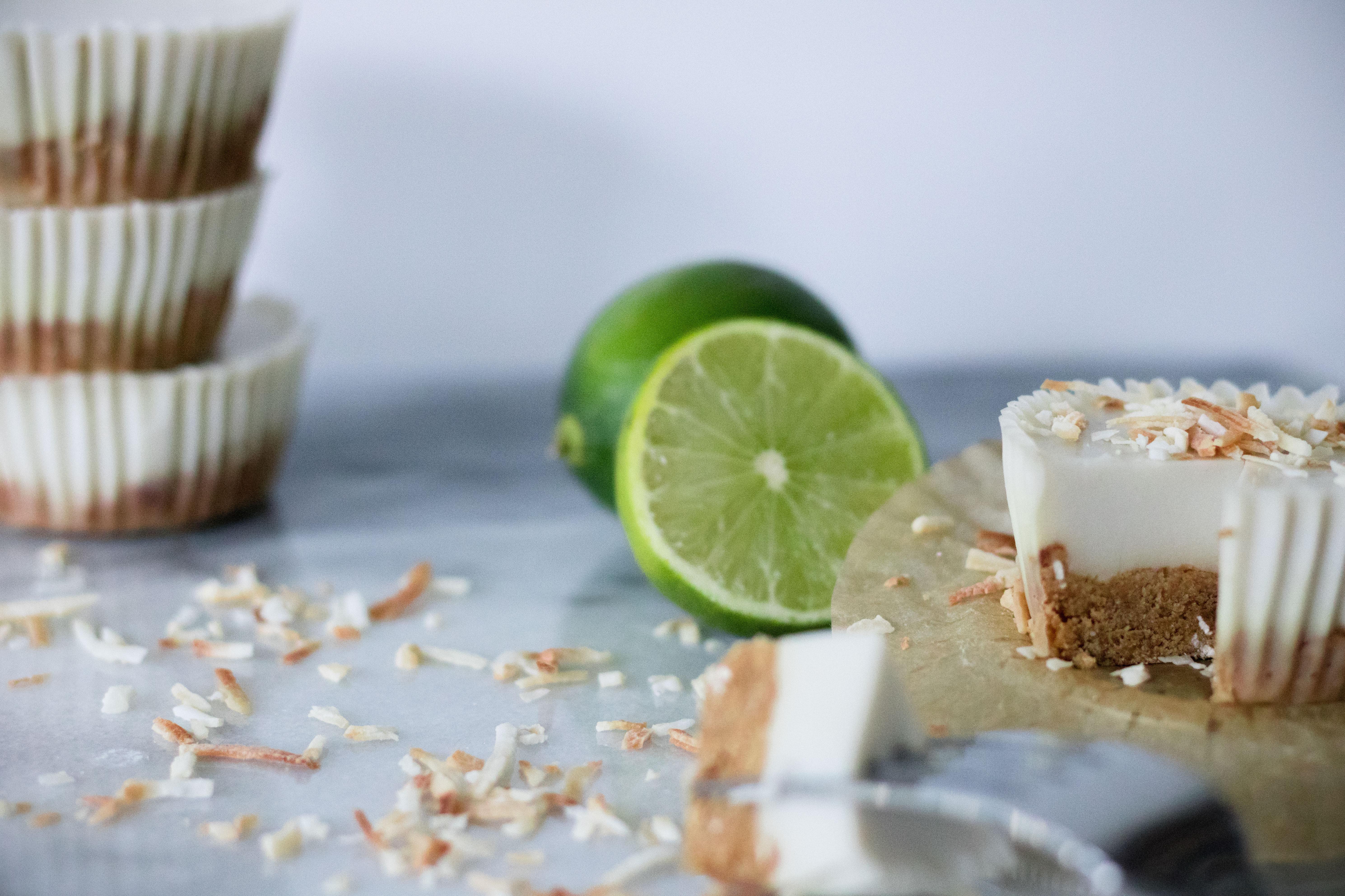 Dairy Free Key Lime Pie With Coconut Milk  Dairy Free Key Lime Pie Bites