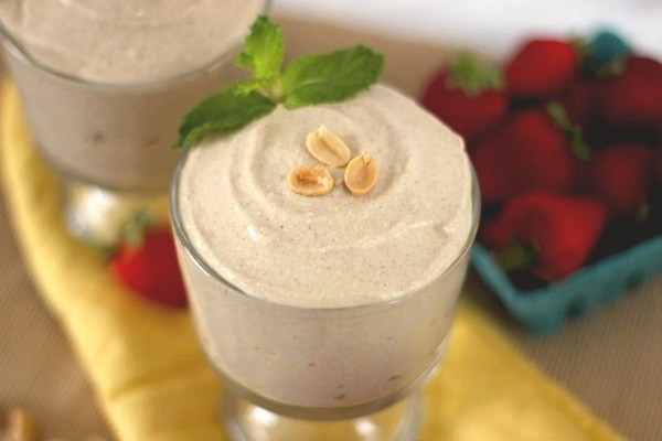 Dairy Free Mousse  Healthy Dairy Free Peanut Butter Mousse Recipe Go Dairy Free