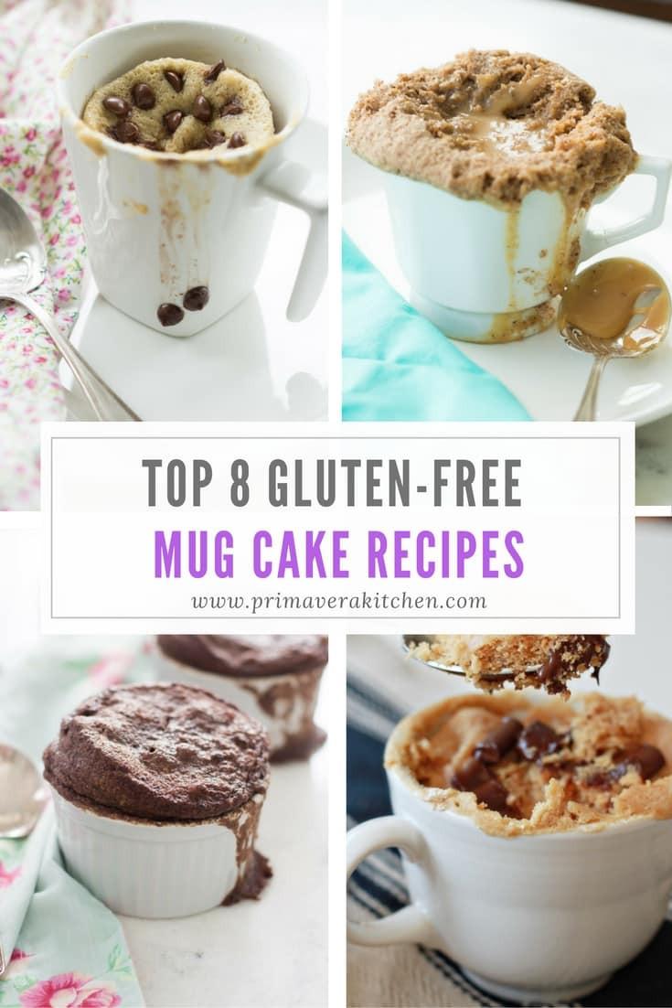 Dairy Free Mug Cake  Top 8 Gluten Free Mug Cake Recipes Primavera Kitchen
