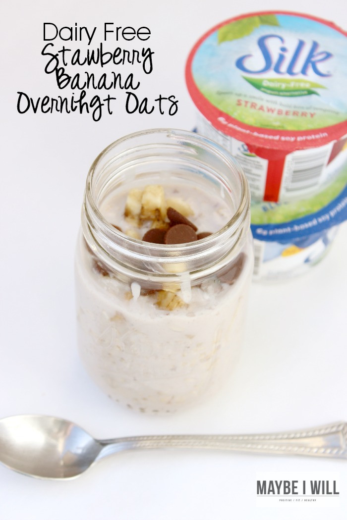 Dairy Free Overnight Oats  Easy Dairy Free Overnight Oats Maybe I Will