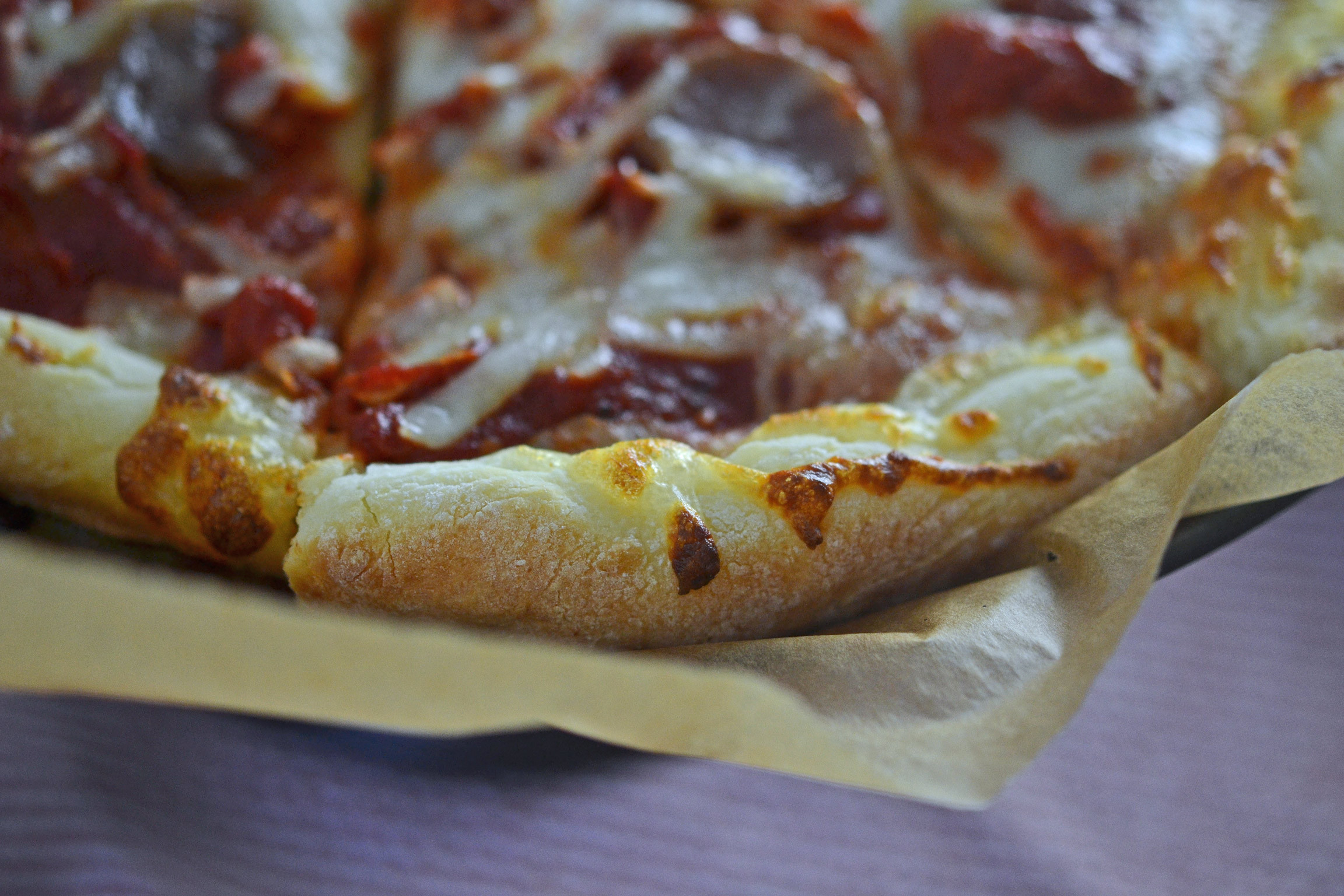 Dairy Free Pizza Dough  Domino s Doesn t Owe Me A Thing ⋆ Great gluten free