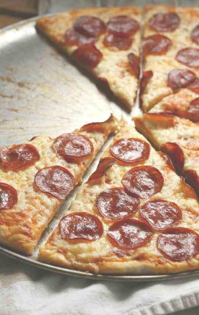 Dairy Free Pizza Dough  Gluten Free Pizza Crust ficially Gluten Free Recipes