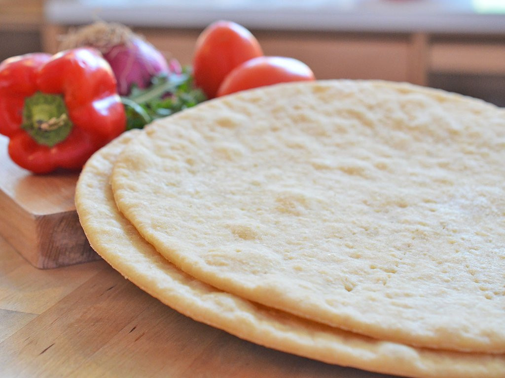 Dairy Free Pizza Dough  pizza crust artisan crafted gluten free