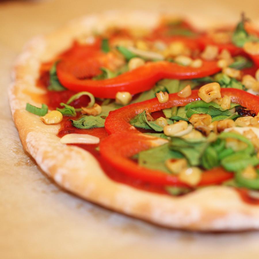 Dairy Free Pizza Dough  Best Gluten Free Pizza Crust Recipe