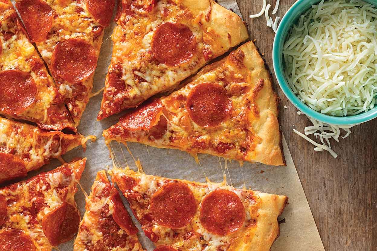 Dairy Free Pizza Dough  Gluten Free Pizza Crust Recipe