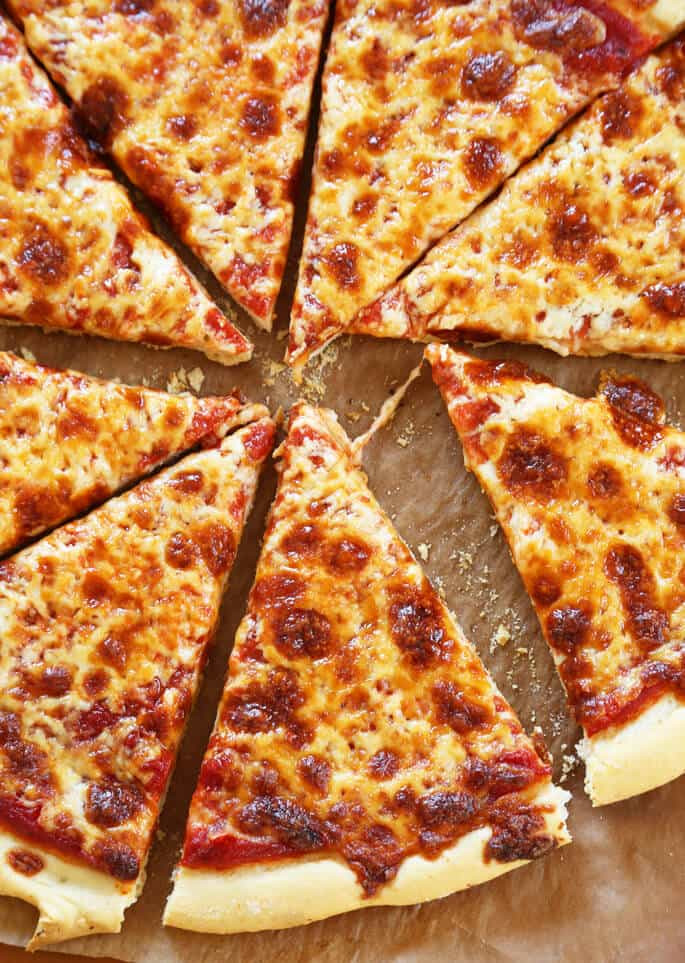 Dairy Free Pizza Dough  Gluten Free Pizza Crust from GFOAS Bakes Bread ⋆ Great