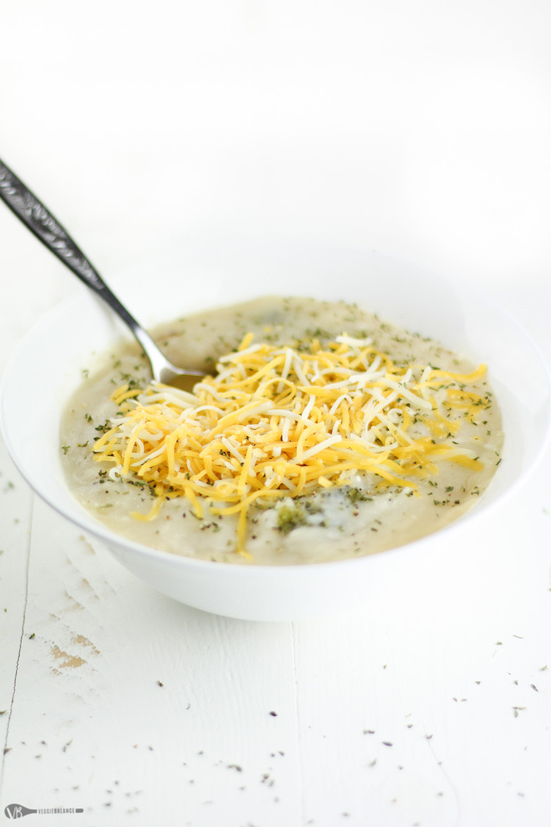 Dairy Free Potato Soup Recipe  Dairy Free Crockpot Broccoli Potato Soup VeggieBalance