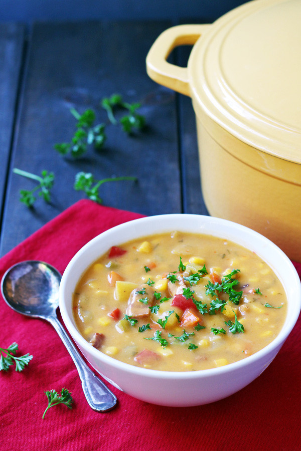 Dairy Free Potato Soup Recipe  Potato Soup