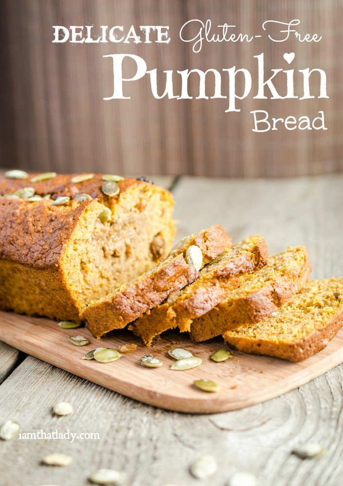 Dairy Free Pumpkin Bread  Gluten Free Pumpkin Bread