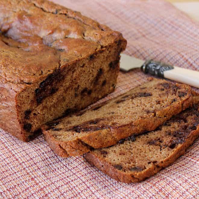 Dairy Free Pumpkin Bread  Recipes we love pumpkin chocolate chip bread grain free